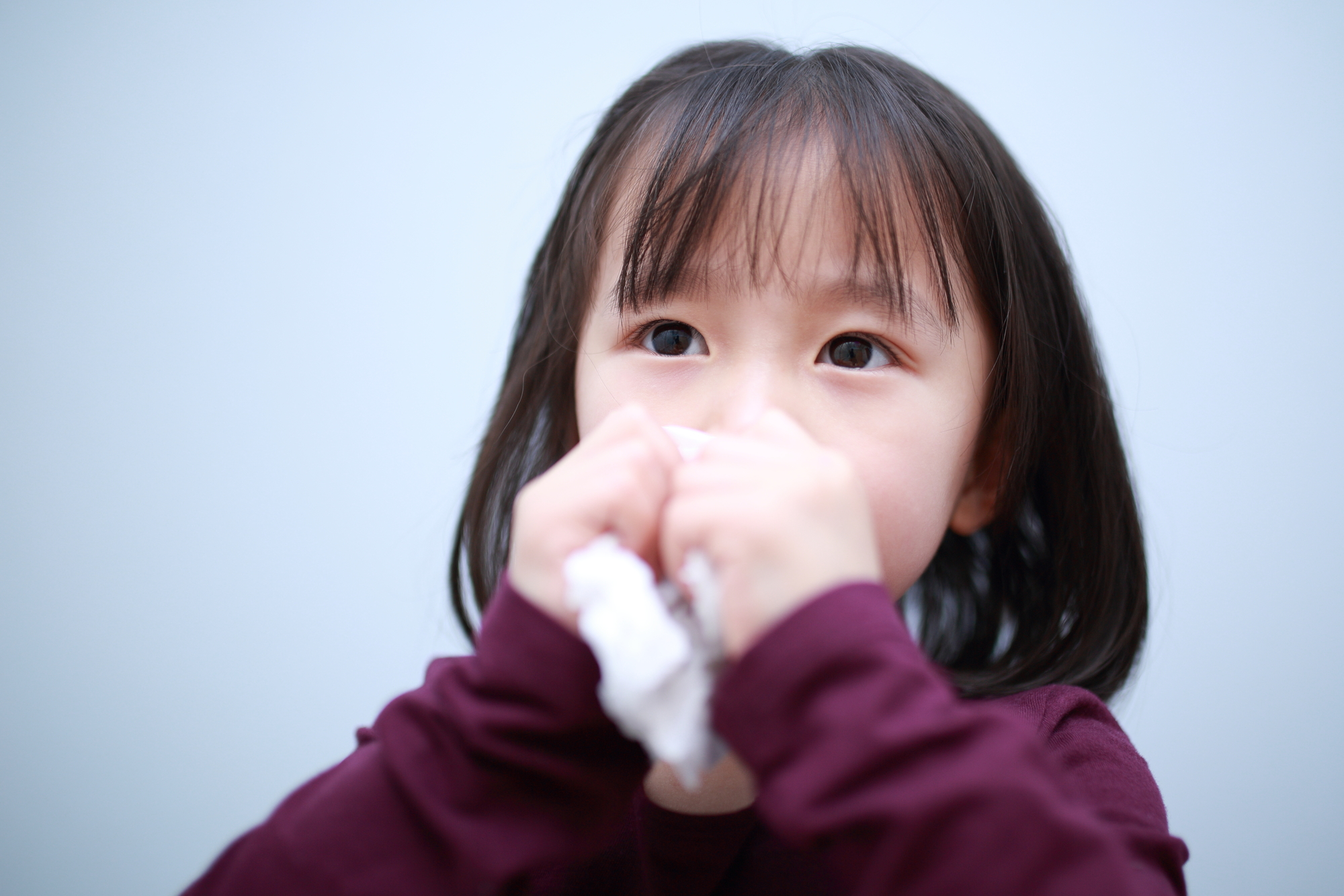 子どもの鼻炎