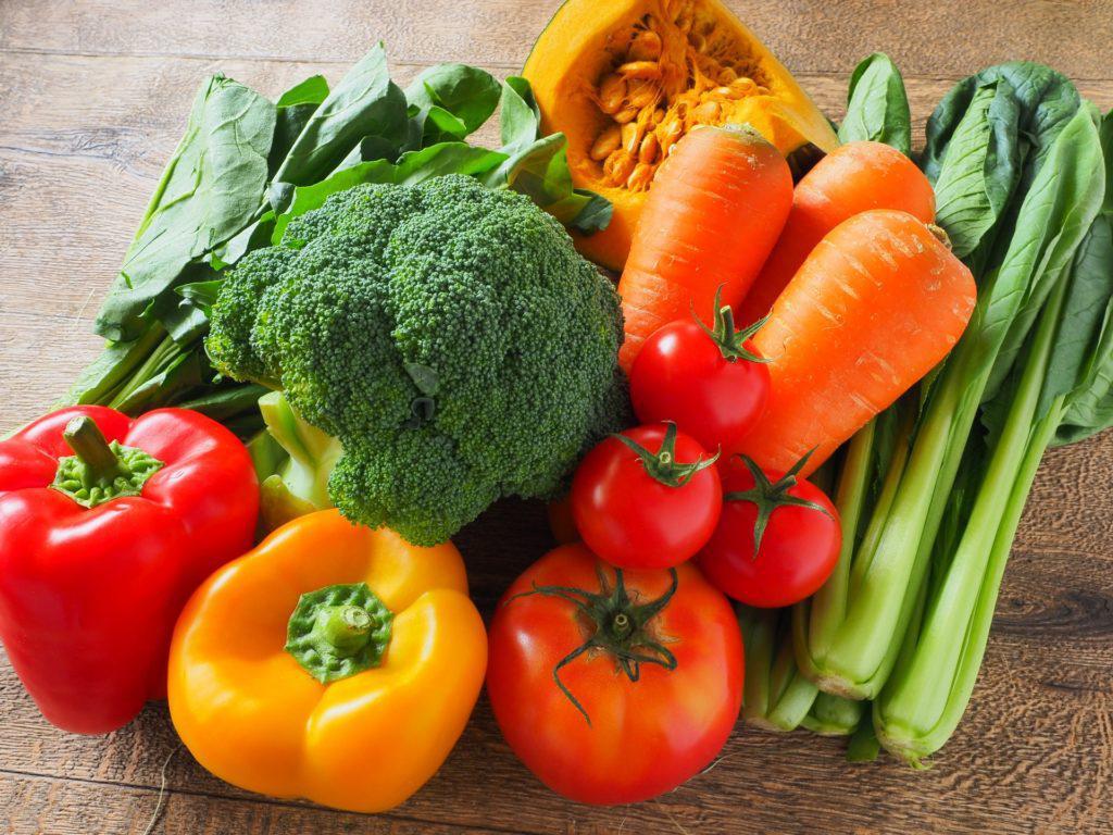 不整脈 緑黄色野菜