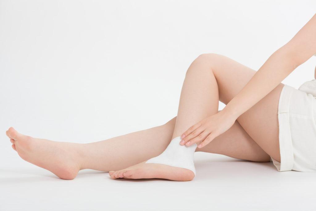 足首 腫れ 原因 不明